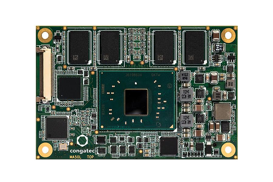 conga-MA5 - COM Express Mini Typ 10 Modul von congatec