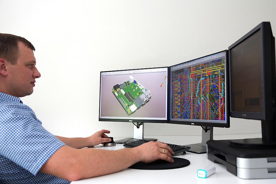 Hardwareentwicklung - Innovativ, erfahren, effizient