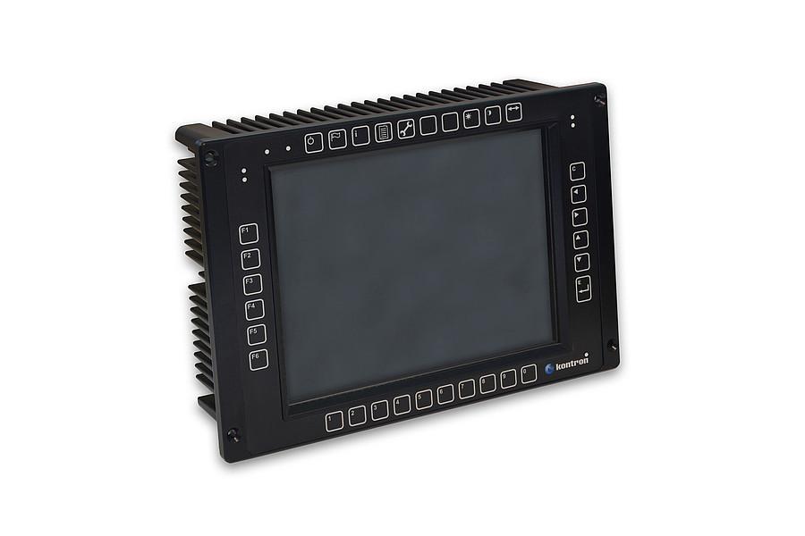 TRACe-HMI Drivers Console - Kontron