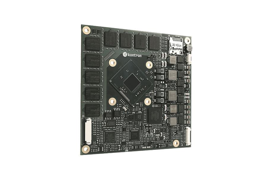 COMe-cBTi6R - COM Express Typ 6 Compact Modul von Kontron