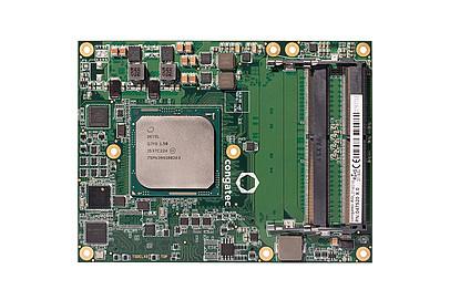 conga-B7XD - COM Express basic type 7 module by congatec