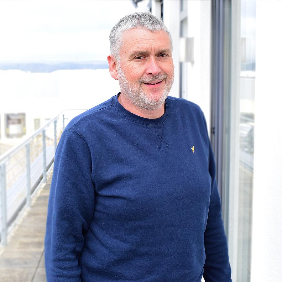 Christoph Schütt - Bereichsleiter Produktion