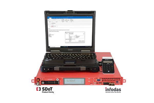 INFODAS GmbH - Unser Cybersecurity Partner