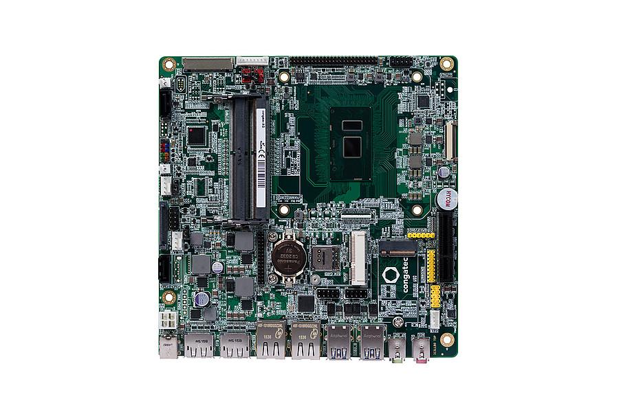 conga-IC170 - Thin Mini-ITX Board von congatec