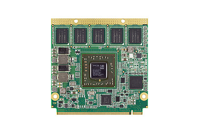 conga-QG - Qseven module by congatec