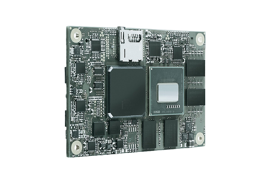 COMe-mTTi10 - COM Express Mini Typ 10 Modul von Kontron