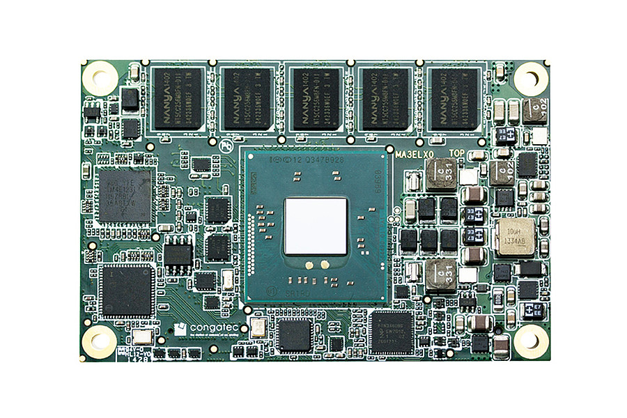 conga-MA3E - COM Express Mini Typ 10 Modul von congatec