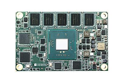 conga-MA3E - COM Express mini type 10 module by congatec