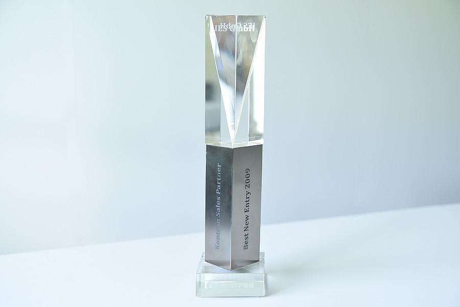 Kontron Best New Entry Award 2009