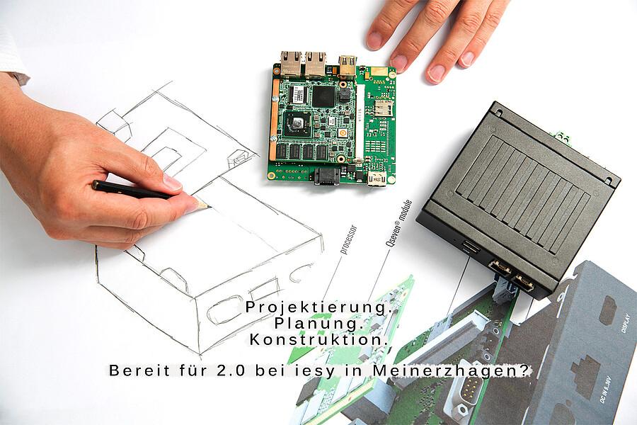 Konstrukteur (m/w/d) Elektrotechnik – Bereich Systemlösungen