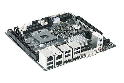 KTQM77/mITX - Mini-ITX Board von Kontron