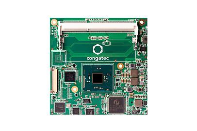 conga-TCA4 - COM Express Compact Typ 6 Modul von congatec