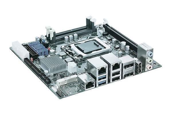mITX-KBL-S-C236 - Mini-ITX Board von Kontron