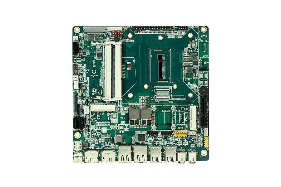 conga-IC97 - Thin-Mini-ITX Board von congatec