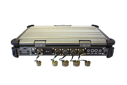 Rugged Notebook - Umrüstung auf MIL Steckverbinder