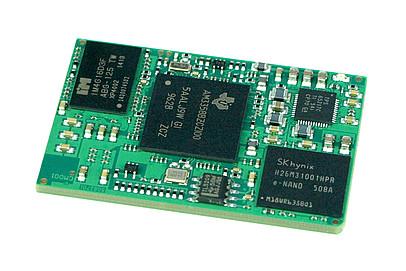 BeagleCore™ module by iesy