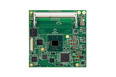 conga-TCA3 - COM Express compact type 6 module by congatec