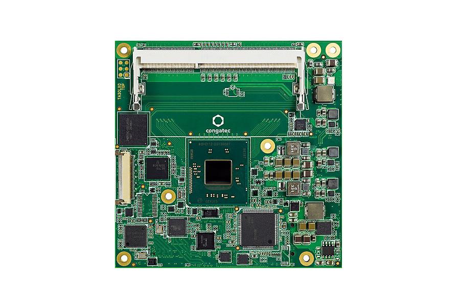 conga-TCA3 - COM Express Compact Typ 6 Modul von congatec