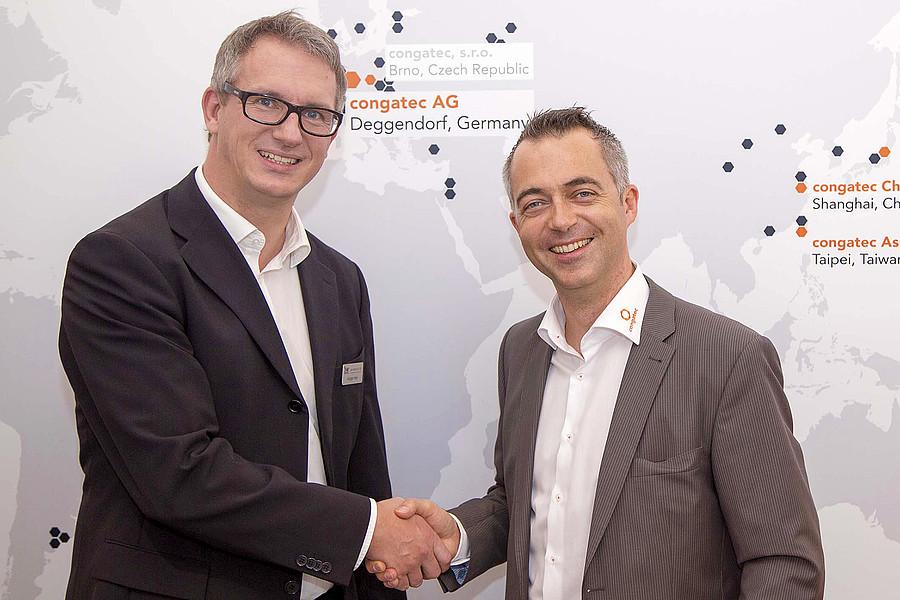 2014: congatec sales partner