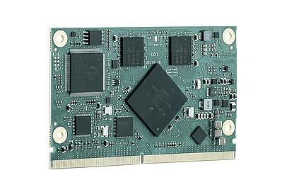 sAMX7 - SMARC module by Kontron