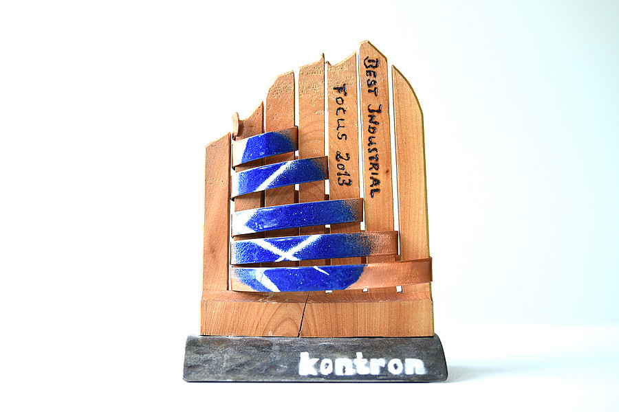 Kontron Best Industrial Focus Award 2013