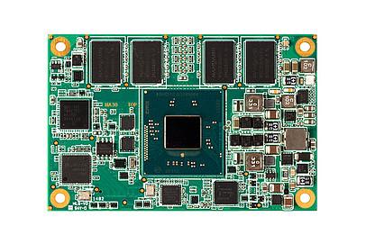 conga-MA3 - COM Express mini type 10 module by congatec