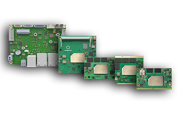 congatec launched Elkhard Lake Produkte