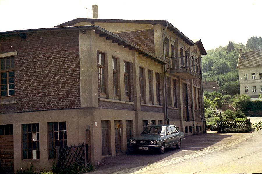 1967: Umzug in die Wehestraße