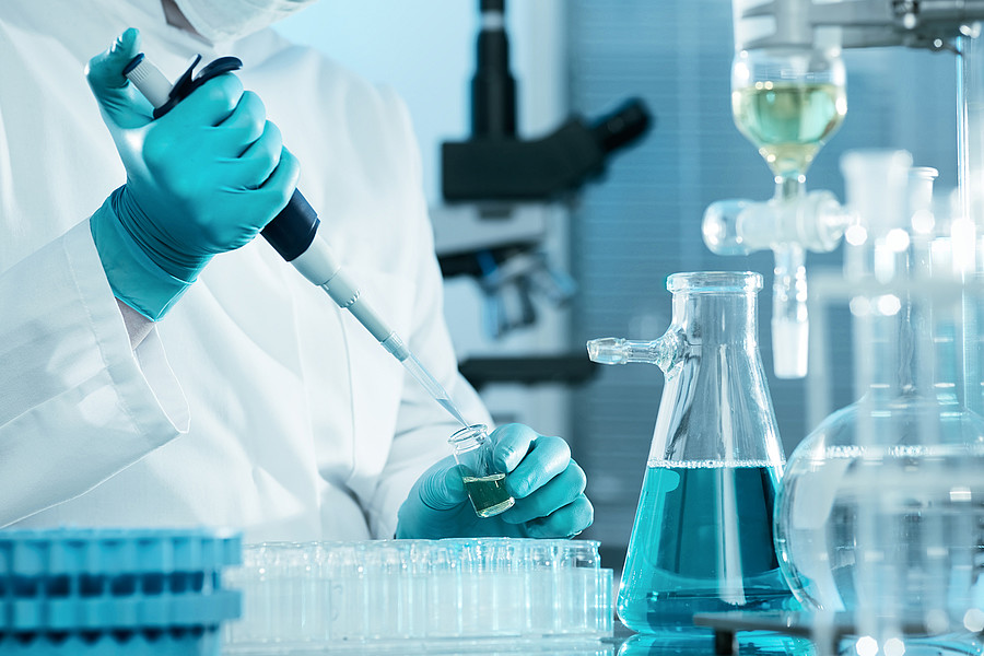 Healthcare - Lösungen für Medizin- und Labortechnik