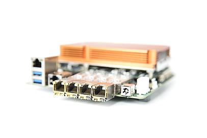 MB129 - Mini-STX Board mit COM Express Typ 7 von iesy