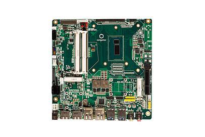 conga-IC87 - Thin Mini-ITX Board von congatec