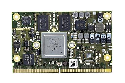 sAMX6i - SMARC 2.0 module by Kontron