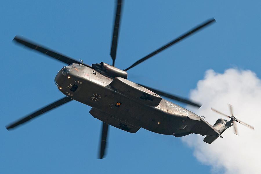 Satellitenkommunikation - Sichere Kommunikation für Hubschrauber