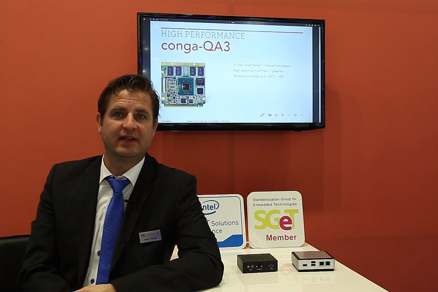 Interview at embedded world 2015