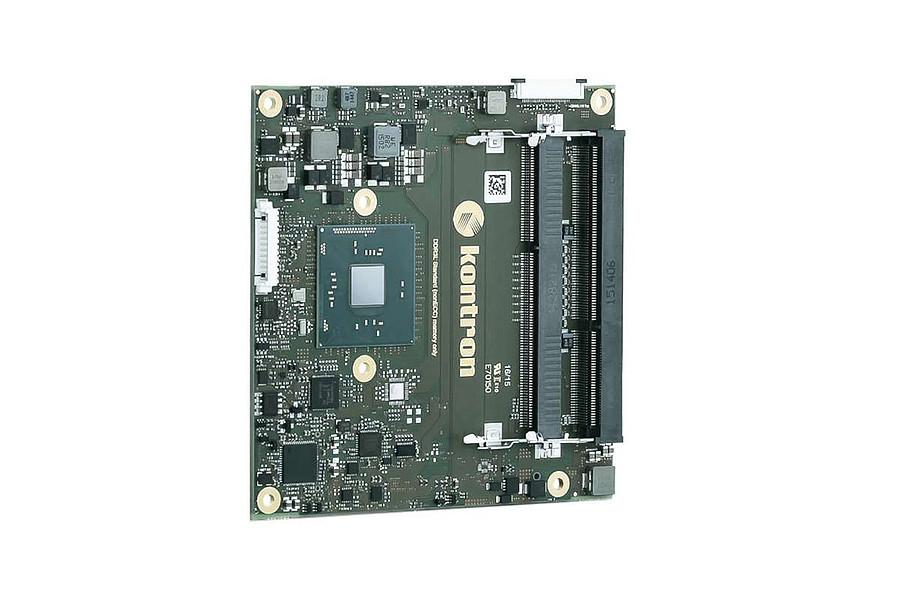 COMe-cBW6 - COM Express Compact Typ 6 Modul von Kontron